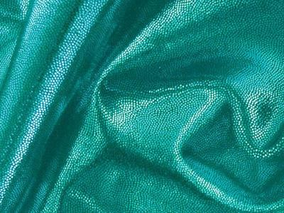 METALLIC DOT SHINE LYCRA JADE