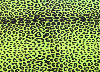 JUNGLE CAT PRINT ON CREPE CHIFFON