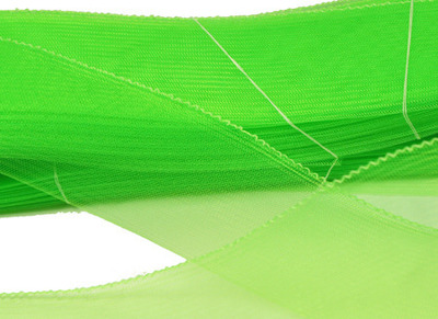 CRINOLINE 40MM FLUORESCENT GREEN