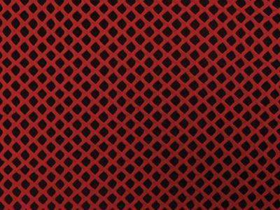 STRETCH FISH NET RED