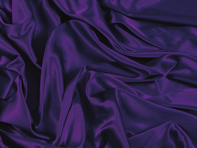 [당일발송]STRETCH SATIN PURPLE RAIN