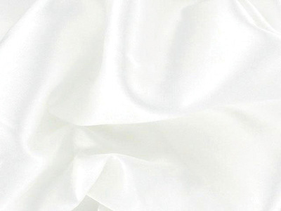 [당일발송]STRETCH SATIN WHITE